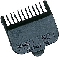 Wahl Professional Peignes Nylon ,  # 1 (3 mm)