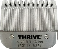 Thrive Tête de Coupe extra Fine taille 0000 / 0,1 mm