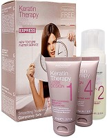 Alfaparf Milano Keratin Therapy Lisse Design Intro Kit Express 40 ml/60 ml/40 ml