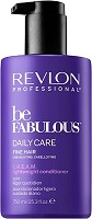 Revlon Professional Be Fabulous Daily Care Fine Hair CREAM Conditioner 750 ml