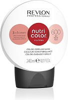 Revlon Professional Nutri Color Filters 600 Rouge 240 ml